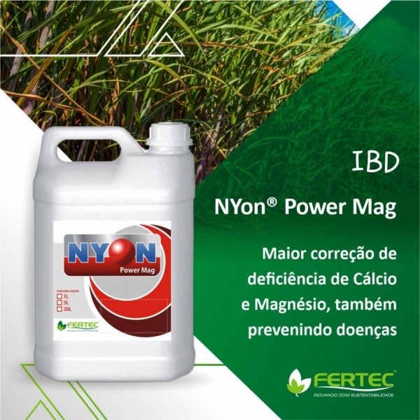 NYon Power Mag