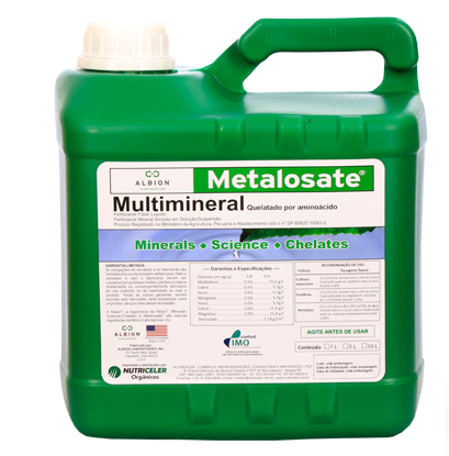 Metalosate® Multimineral